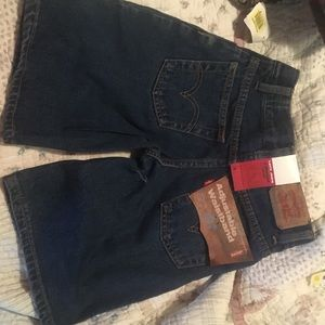 Levi's jean shorts for boys 5 regular